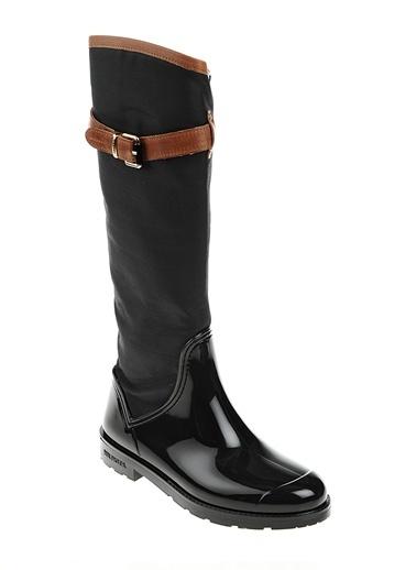 Uzun Yağmur Çizmesi-Tommy Hilfiger